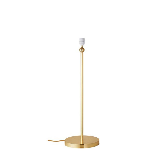[Ebb&Flow/에브&플로우] Table/floor lamp base with ball L gold