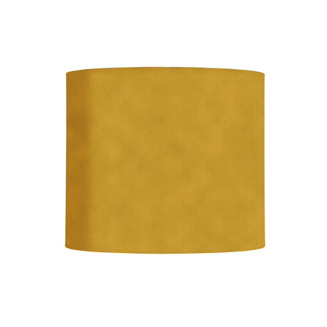 [Ebb&Flow/에브&플로우] Fabric shade Ø35cm 30cmH rosyta yellow