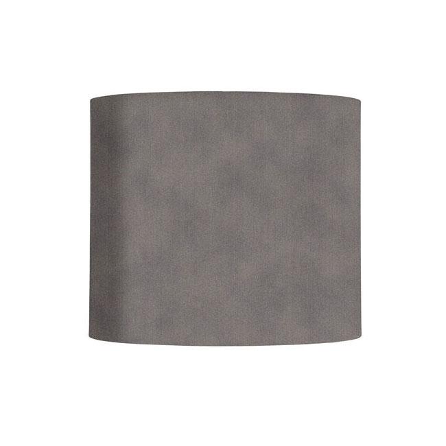 [Ebb&Flow/에브&플로우] Fabric shade Ø35cm 30cmH rosyta grey