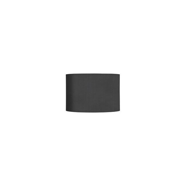 [Ebb&Flow/에브&플로우] Fabric shade Ø17,5cm 12cmH rosyta slate