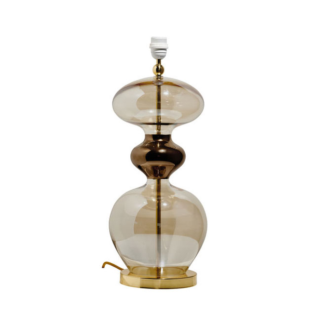 [Ebb&Flow/에브&플로우] Futura lamp base XL chestnut brown
