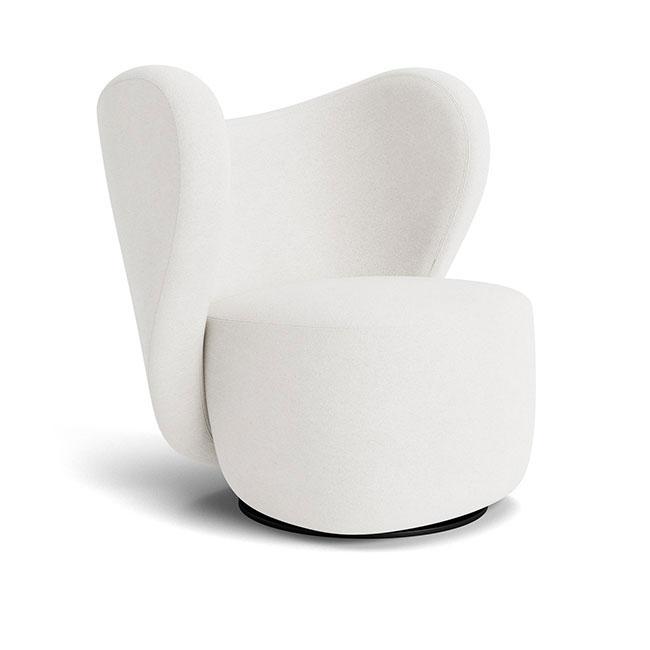 [NORR11] Little Big Chair with Bouclé - Barnum Col 1