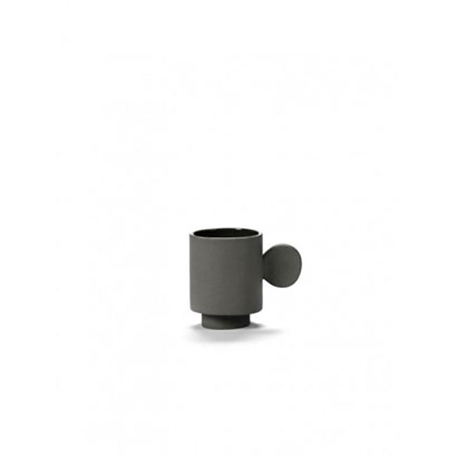 [valerie objects/발레리 오브젝트] ESPRESSO CUP GREY