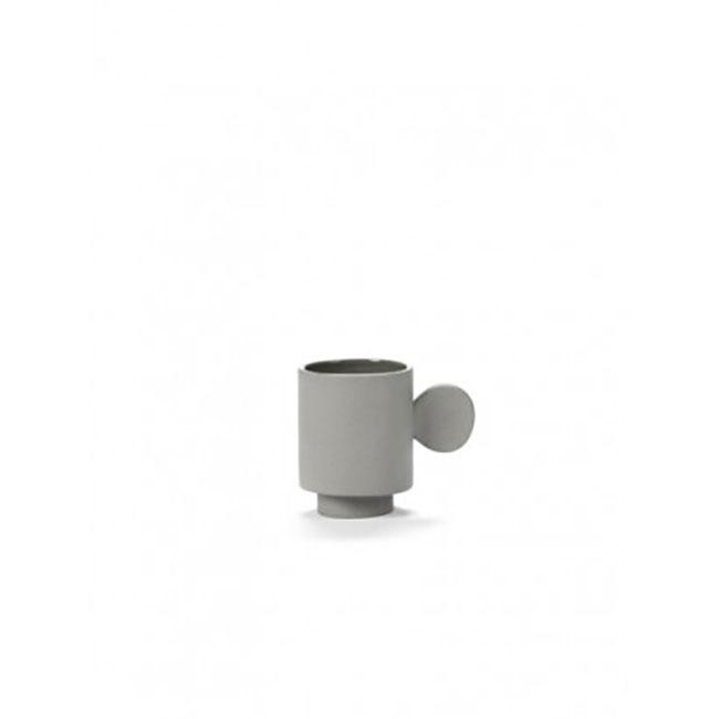 [valerie objects/발레리 오브젝트] ESPRESSO CUP LIGHT GREY