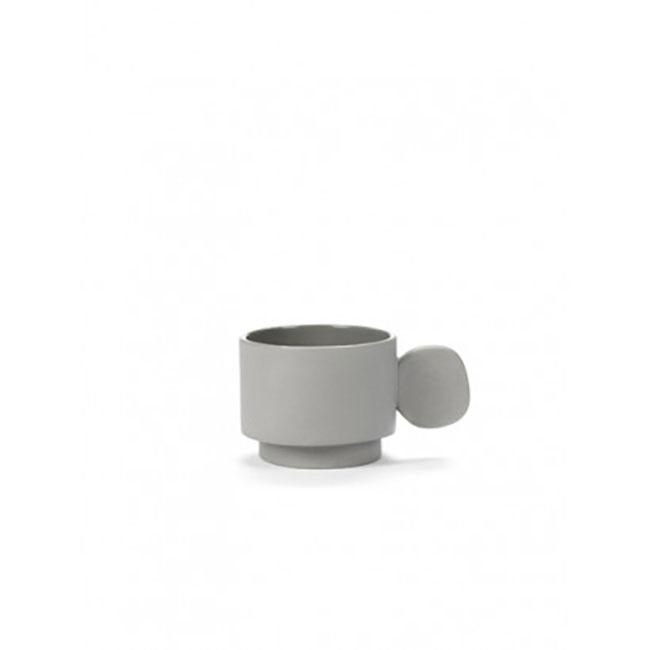 [valerie objects/발레리 오브젝트] CUP LIGHT GREY