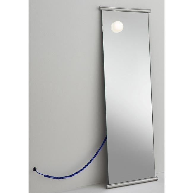 [GLAS ITALIA/글라스 이탈리아] Ecco Mirror Black / Chrome // 에코 미러 블랙 / 크롬