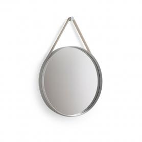 [HAY/헤이] Strap Mirror S (grey) // 스트랩 미러 S (그레이)