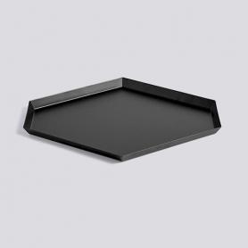 [HAY/헤이] Kaleido Tray L (black) // 칼레이도 트레이 L (블랙)