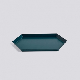 [HAY/헤이] Kaleido Tray M (dark green) // 칼레이도 트레이 M (다크 그린)