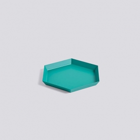 [HAY/헤이] Kaleido Tray S (emerald green) // 칼레이도 트레이 S (에메랄드 그린)
