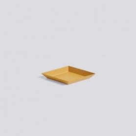[HAY/헤이] Kaleido Tray XS (light amber) // 칼레이도 트레이 XS (라이트 엠버)