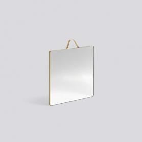 [HAY/헤이] Ruban Mirror square L (nude) // 루반 미러 스퀘어 L (누드)