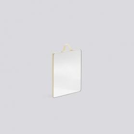 [HAY/헤이] Ruban Mirror rectangular M (yellow) // 루반 미러 직사각 M (옐로우)