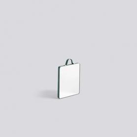 [HAY/헤이] Ruban Mirror rectangular S (green) // 루반 미러 직사각 S (그린)
