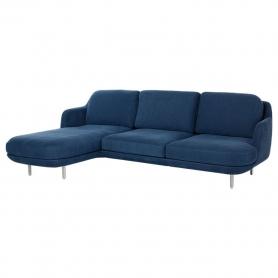 [Fritz Hansen/프리츠한센] Lune 3 Seater Sofa chaise lounge (6colors) // 루네 3-시터 소파 체이스 라운지 (6colors)