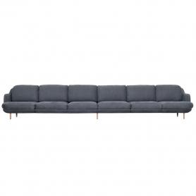 [Fritz Hansen/프리츠한센] Lune 6 Seater Sofa (6colors) // 루네 6-시터 소파 (6colors)
