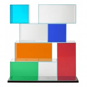 [GLAS ITALIA/글라스 이탈리아] Quantum Bookshelf (32types) // 퀀텀 북쉘프 (32types)