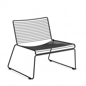 [HAY/헤이] Hee Lounge Chair - black // 히 라운지체어 - 블랙