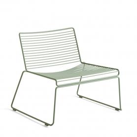 [HAY/헤이] Hee Lounge Chair - Full green // 히 라운지체어 - 풀 그린