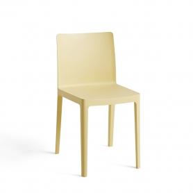 [HAY/헤이] elementaire Chair - light yellow // 엘리먼테어 체어 - 라이트 옐로우