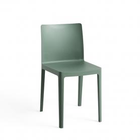 [HAY/헤이] elementaire Chair - smokey green // 엘리먼테어 체어 - 스모키 그린