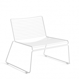 [HAY/헤이] Hee Lounge Chair - white // 히 라운지체어 - 화이트