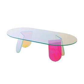 [GLAS ITALIA/글라스 이탈리아] Shimmer Table 120 // 쉬머 테이블 120