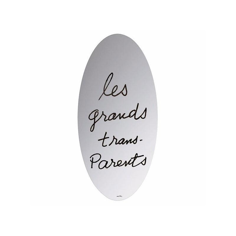 [Cassina/까시나] Les Grands Trans-Parents Mirror // 만레이 거울 (레 그랜드 트랜스-페런트 미러)