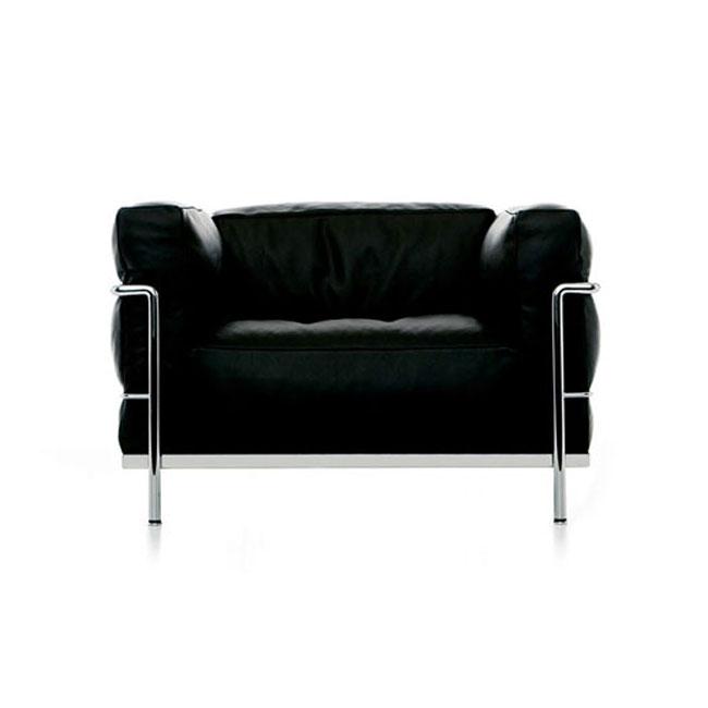 [Cassina/까시나] LC3 Sofa (1 Seat) 구스폼 // LC3 소파 (1 시트) 구스폼 (Cat.X)