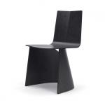 [ClassiCon/클래시콘] Venus Chair - Black // 비너스 체어 - 블랙