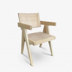 [Cassina/까시나] 051 Capitol Complex Office Chair - Oak wood // 051 캐피톨 컴플렉스 오피스 체어 - 오크우드