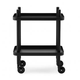 [Normann Copenhagen/노만코펜하겐] Block Table/Black // 블록 테이블 - 블랙/블랙