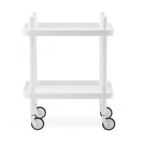[normann copenhagen/노만코펜하겐] Block Table - White/White // 블록 테이블 - 화이트/화이트