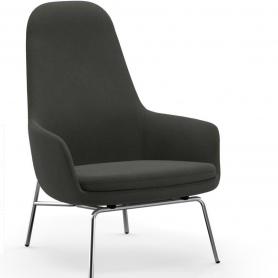 [Normann Copenhagen/노만코펜하겐] Era Lounge Chair High Chrome - Fame // 에라 라운지체어 하이 크롬 - Fame