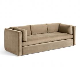 [HAY/헤이] Hackney 3 Seater Sofa - Lola beige // 해크니 3시터 소파 - Lola beige