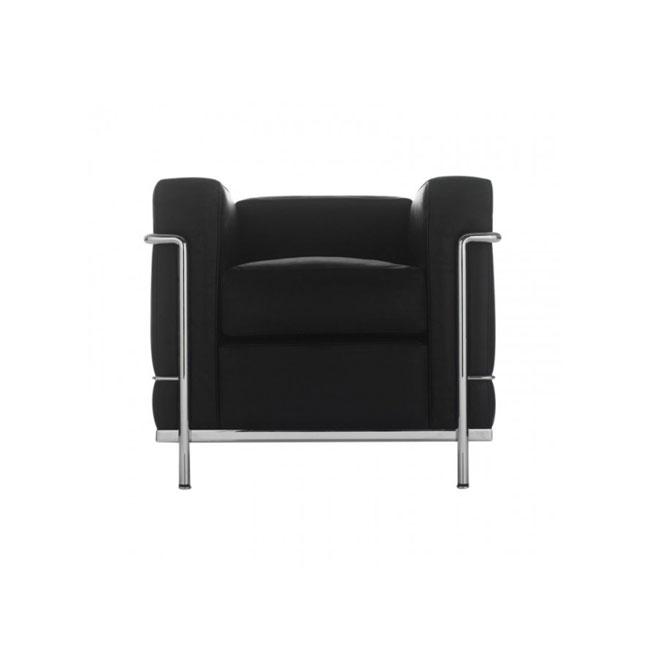 [Cassina/까시나] LC2 Sofa (1 Seat) // LC2 소파 (1 시트) 하드폼 (Cat.Z)