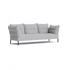 [HAY/헤이] Pandarine 3 Seater Sofa Reclining Armrest Black Oak - Linara 443 // 팬더린 3시터 소파 블랙 오크 - Linara 443