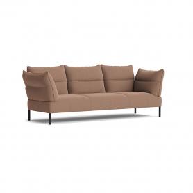 [HAY/헤이] Pandarine 3 Seater Sofa Reclining Armrest Black Oak - Re-wool 568 // 팬더린 3시터 소파 블랙 오크 - Re-wool 568