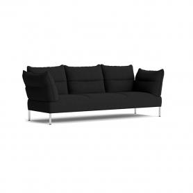 [HAY/헤이] Pandarine 3 Seater Sofa Reclining Armrest Chrome - Steelcut 190 // 팬더린 3시터 소파 크롬 - Steelcut 190