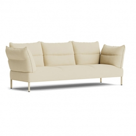 [HAY/헤이] Pandarine 3 Seater Sofa Reclining Armrest Oak - Mode 014 / Uph legs // 팬더린 3시터 소파 오크 - Mode 014 / Uph legs