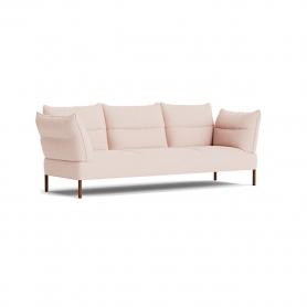 [HAY/헤이] Pandarine 3 Seater Sofa Reclining Armrest Walnut - Mode 026 // 팬더린 3시터 소파 월넛 - Mode 026
