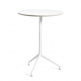 [Hay/헤이] About A Table AAT 20 Bistro Table 80 X 105 - White // 어바웃 어 테이블 AAT 20 비스트로 테이블 80 - 화이트