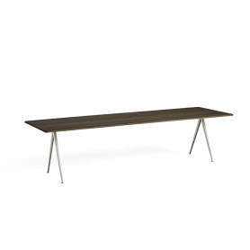 [HAY/헤이] Pyramid Table 02 300 Smoked Oak - Beige // 피라미드 테이블 02 300 스모크 오크 - 베이지
