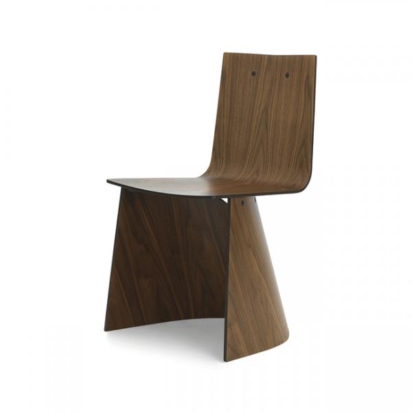 [ClassiCon/클래시콘] Venus Chair - Walnut // 비너스 체어 - 월넛