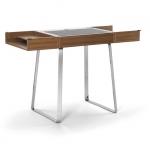 [ClassiCon/클래시콘] Zelos Home Desk - Walnut // 제로스 홈 데스크 - 월넛
