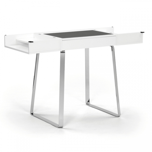 [ClassiCon/클래시콘] Zelos Home Desk - White // 제로스 홈 데스크 - 화이트