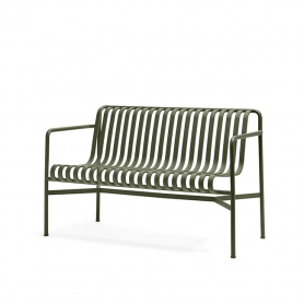 [HAY/헤이] Palissade Armrest Bench // 팔리사드 암레스트 벤치