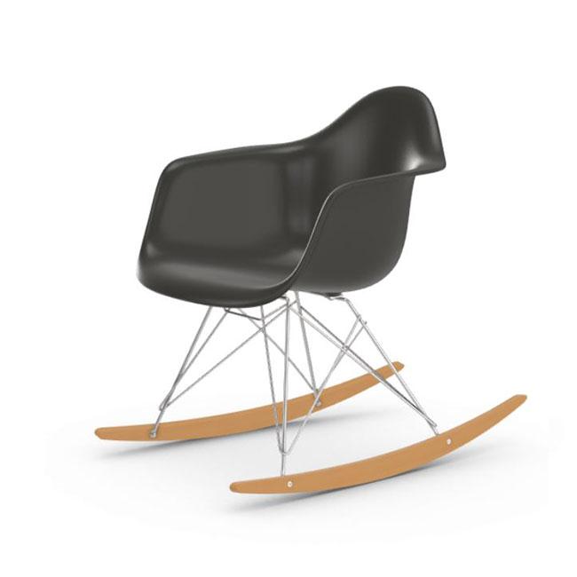 [Vitra/비트라] Eames Plastic Armchair RAR, Deep black // 임스 플라스틱 암체어 RAR, 딥 블랙