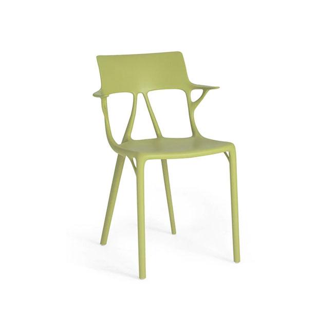 [Kartell/카르텔] A.I. Chair, Green // 에이 아이 체어, 그린