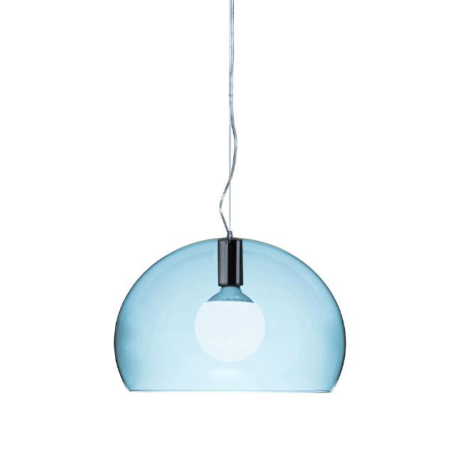 [Kartell/카르텔] SMALL FL/Y Transparent // 스몰 FL/Y 트랜스페런트 - Cloud Blue